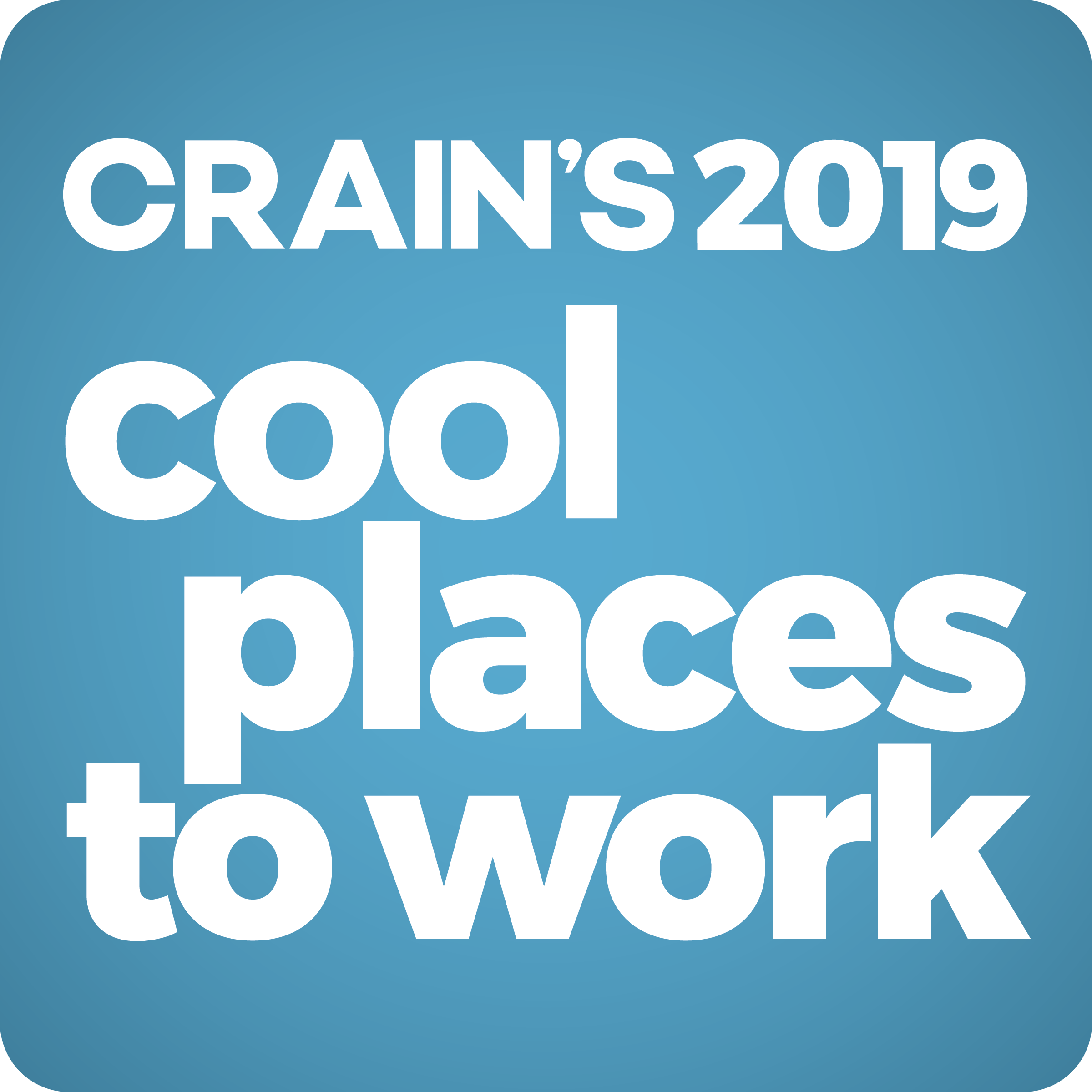 Crains Cool Places Winner